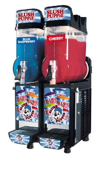 CAB/FABY TWO BOWL SLUSH MACHINE
