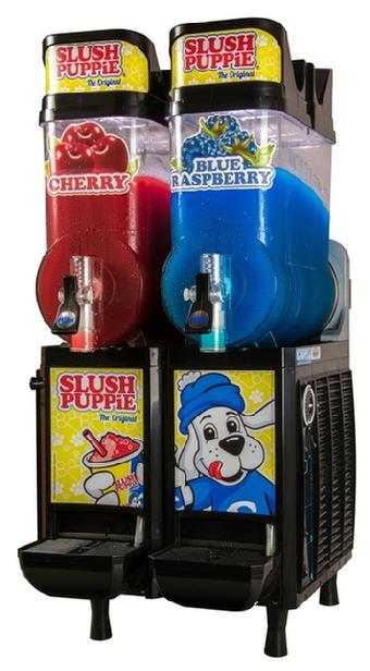 Granita Slush Machine 1s - Longo & Co - Ice Cream Machines