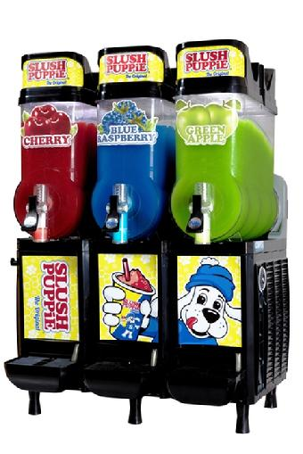 Used Slush Puppie Machines